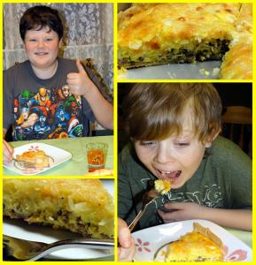 Breakfast Pizza Pie Brunch Recipe