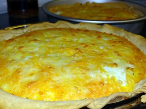 Breakfast Pizza Pie Brunch Recipe