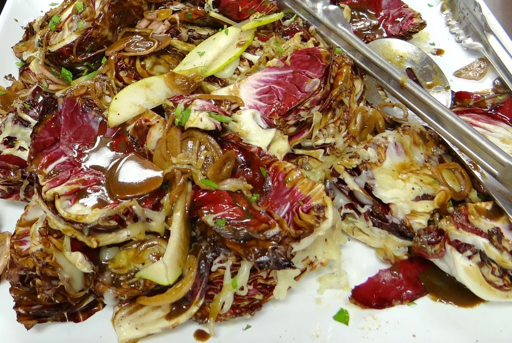 Grilled Radicchio Salad with Manchego #Recipe #GlutenFree # ...