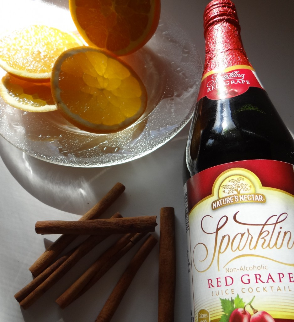 Non Alcoholic Mulled Red Wine Recipe