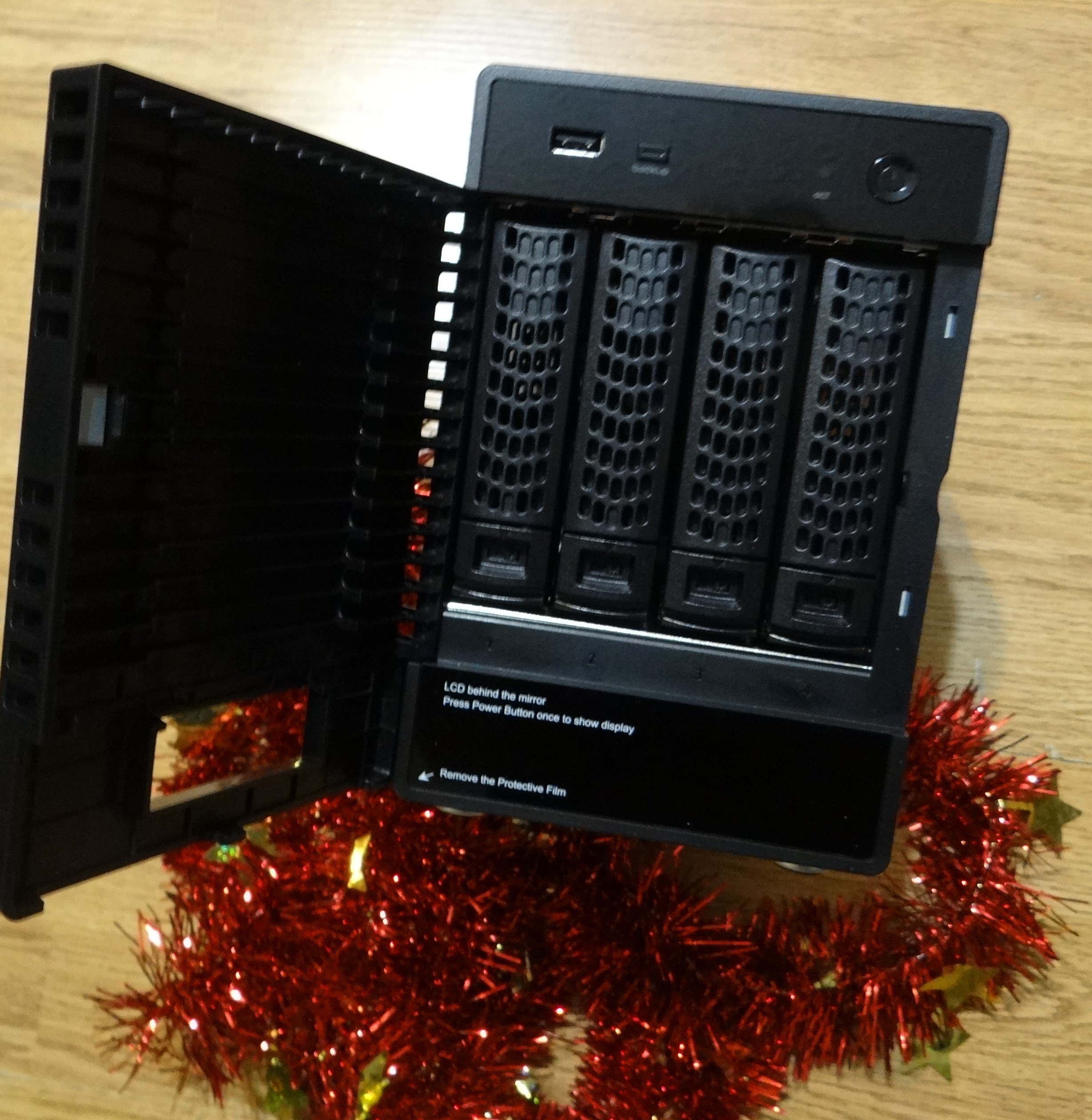 Holiday Peace of Mind | NetGear ReadyNAS 214 Review Rural Mom