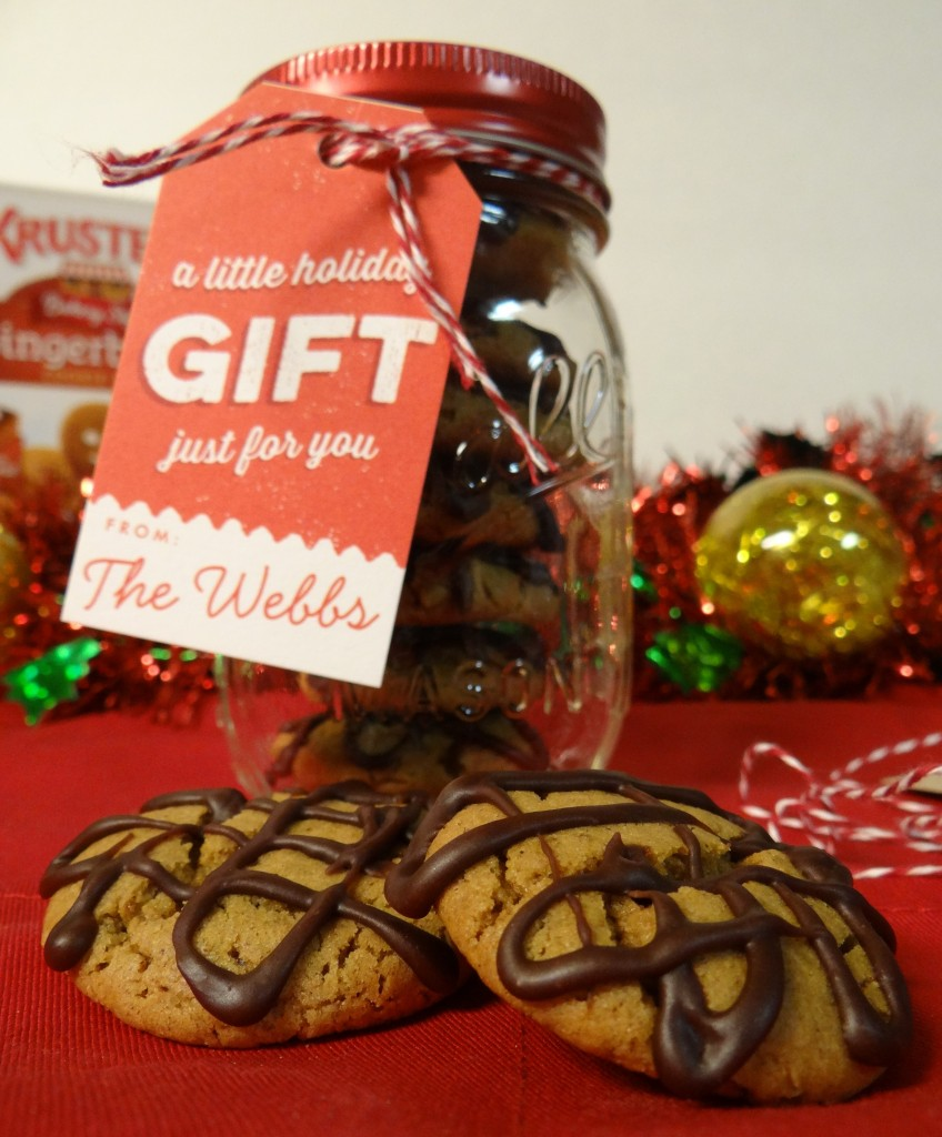 Quick and Easy Christmas Cookie Gift Ideas #mykrusteaz # ...