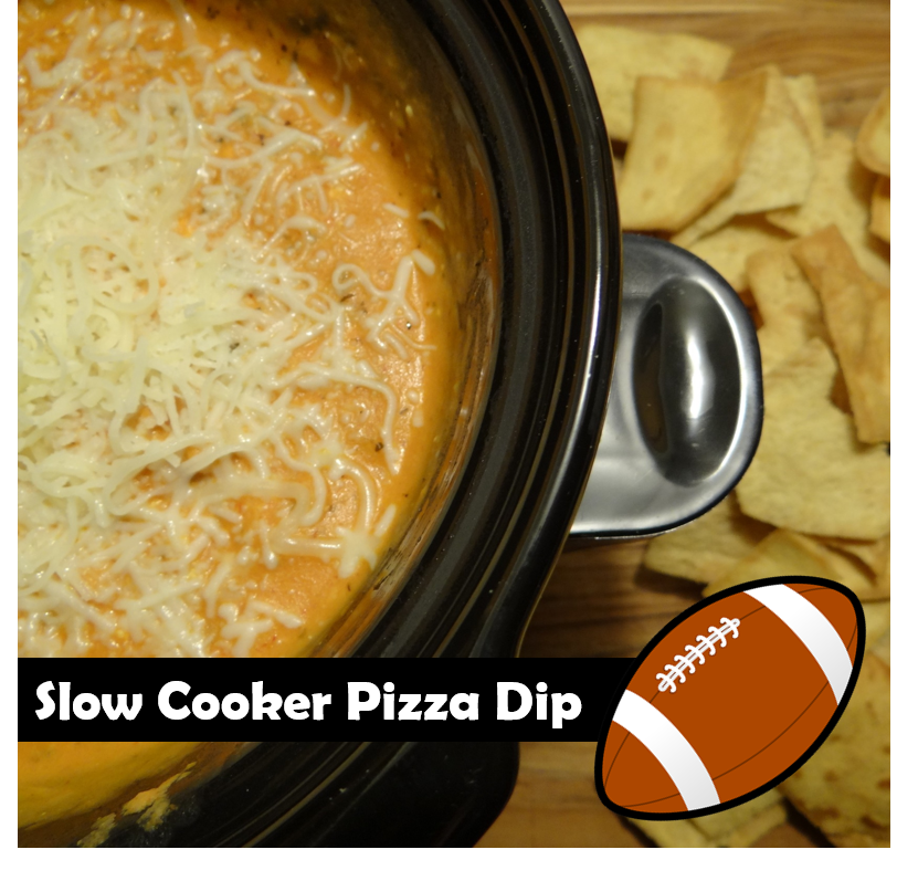 Game Day Slow Cooker Pizza Dip Recipe Rural Mom