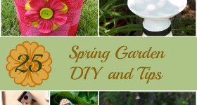 25 Beautiful Budget-Friendly Spring Garden DIY Projects and Tips