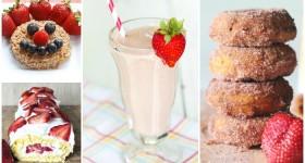 30 Sensational Strawberry Recipes