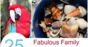 25 Fabulous Family Vacation Destinations!