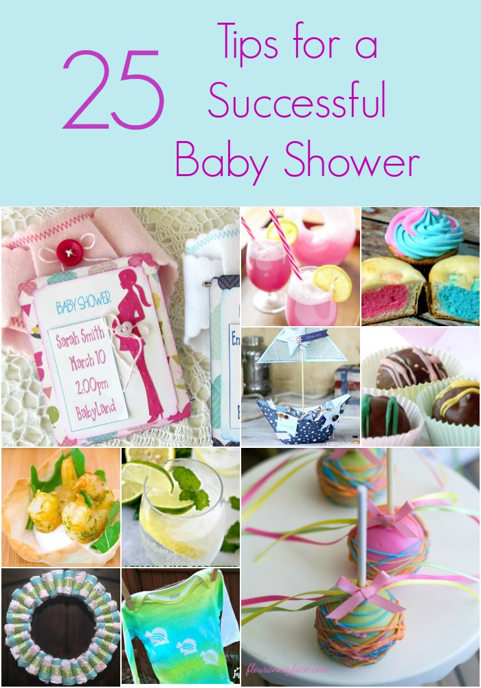 25 Top Tips For A Successful Baby Shower Rural Mom