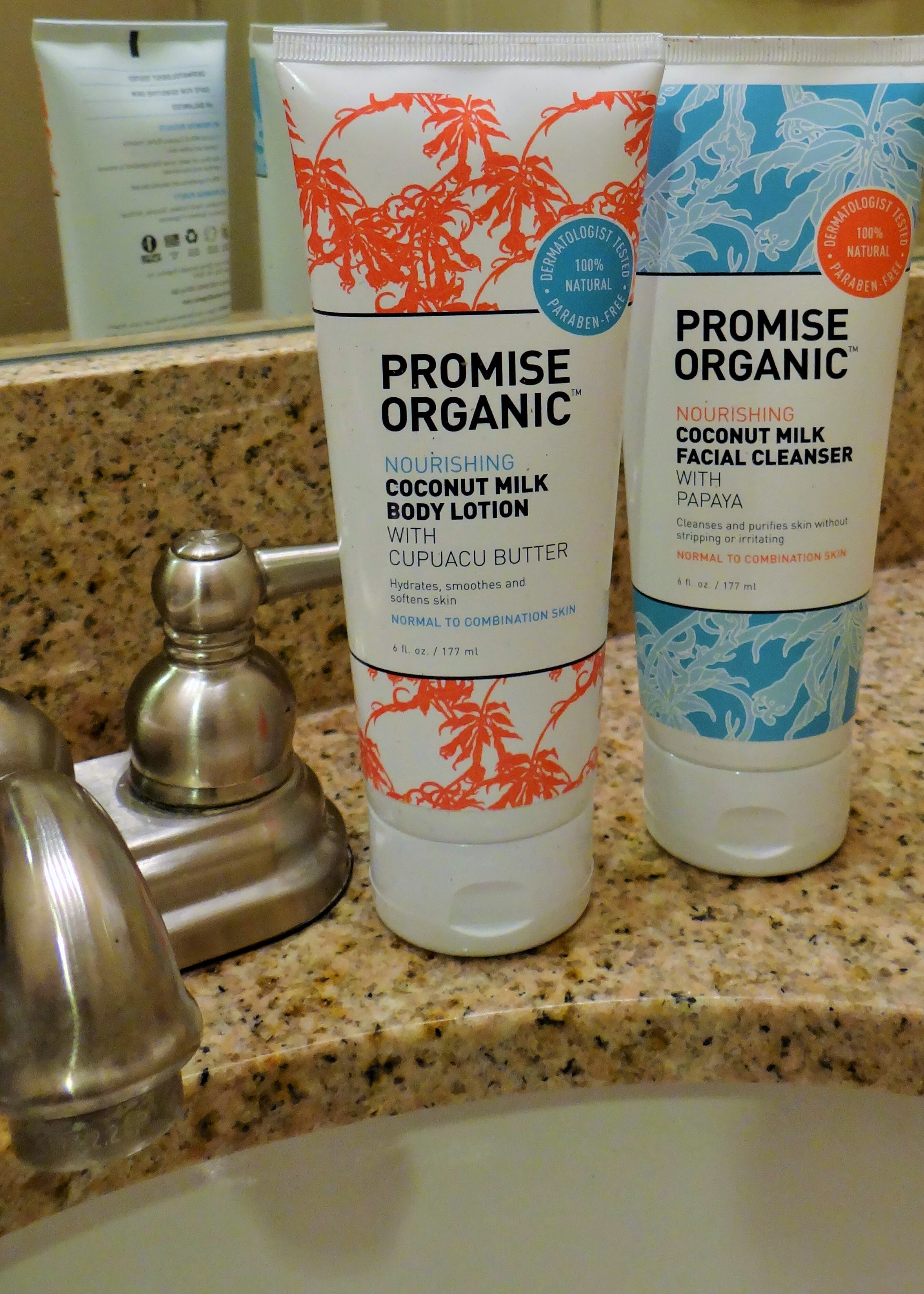 How Green is Your Skin Care Routine? | Promise Organic Rural Mom
