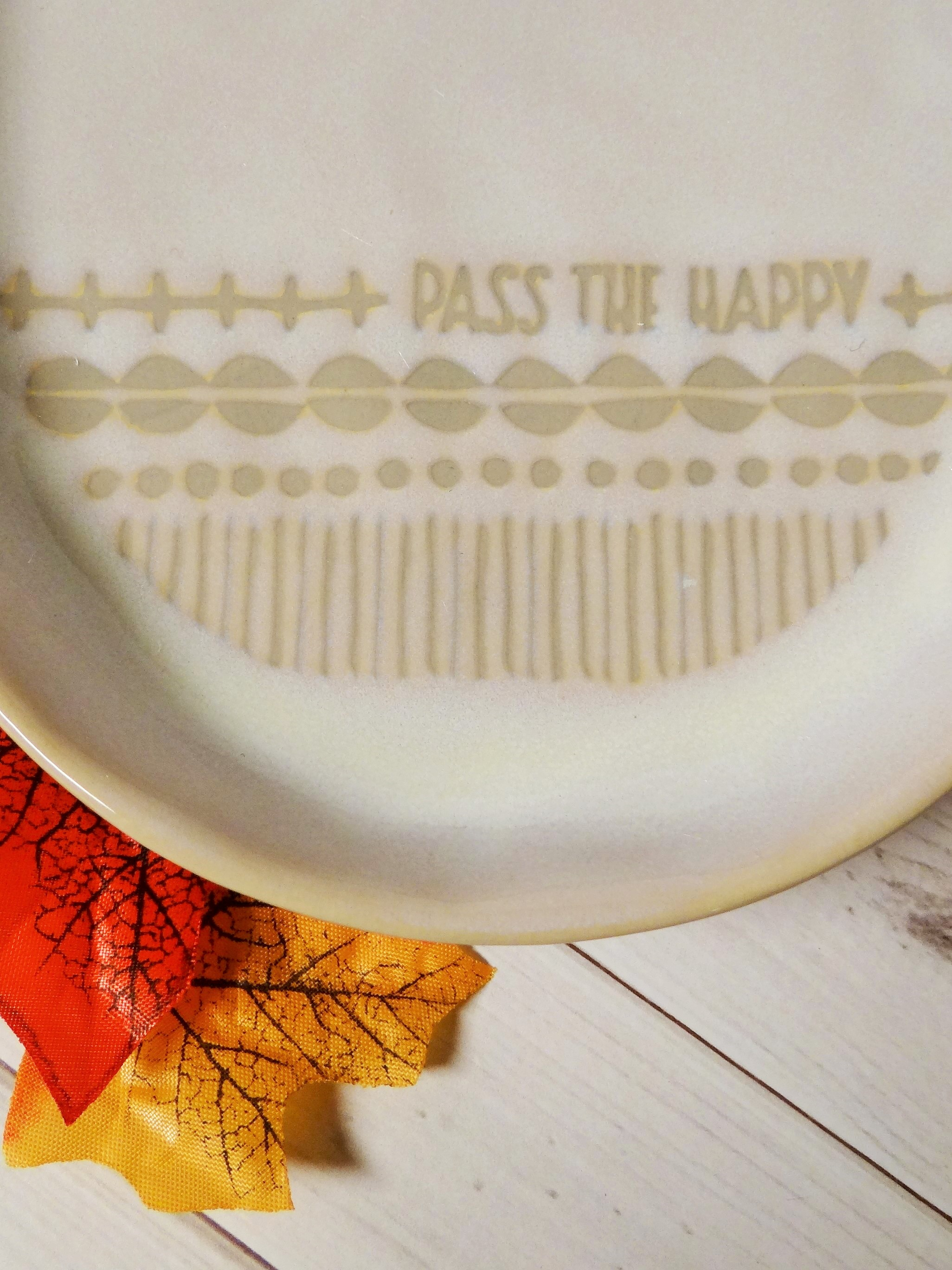 Pass The Happy Plate | Hallmark Home Fall Entertaining Giveaway ...