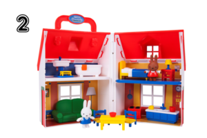 Miffy House Playset