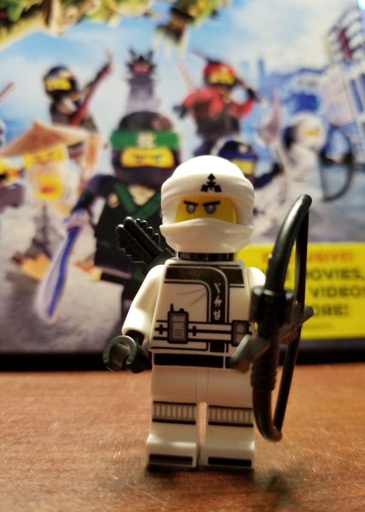 The Lego Ninjago Movie (Giveaway!)