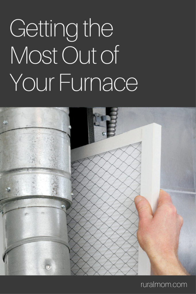 Getting the Most Out of Your Furnace This Winter