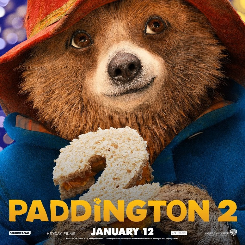 Paddington 2 Coloring Sheets, Marmalade Mix, and a Giveaway!