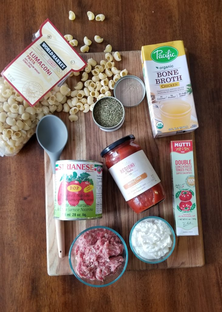 Quick and Hearty Lasagna Soup Recipe