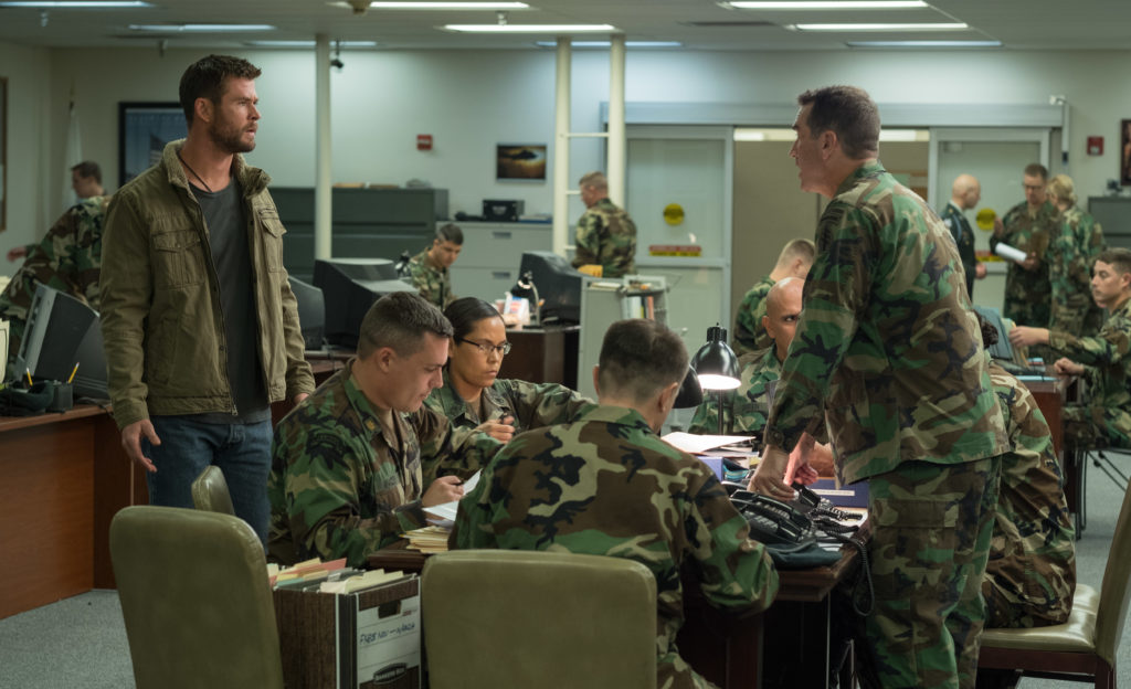 12 STRONG Movie Insights from the Actors, Producers and Director