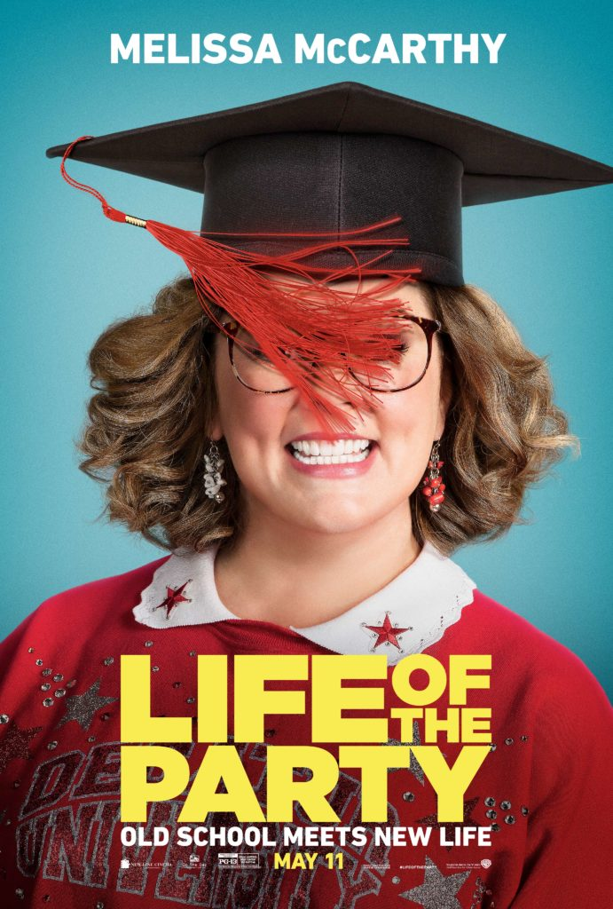 Melissa McCarty is the LIFE OF THE PARTY: Exclusive Interview