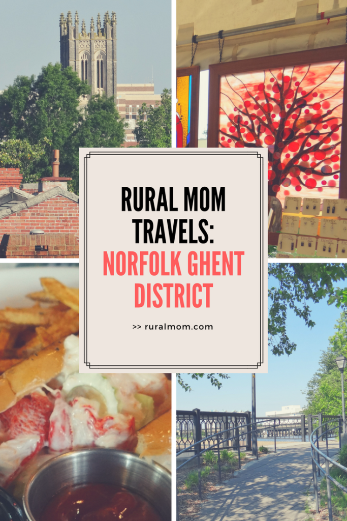Norfolk Ghent District