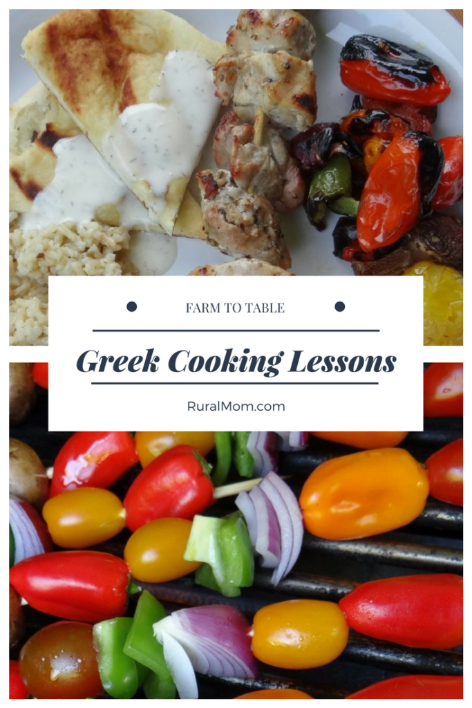 Farm To Table:  Greek Cooking Lessons from Norfolk Hellenic Women's Club
