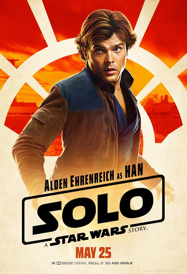 SOLO: A STAR WARS STORY Exclusive Interview with Alden Ehrenreich