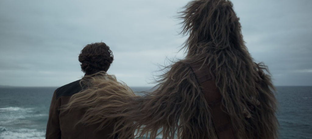 SOLO: A STAR WARS STORY Exclusive Interview with Joonas Suotamo (Chewbacca)