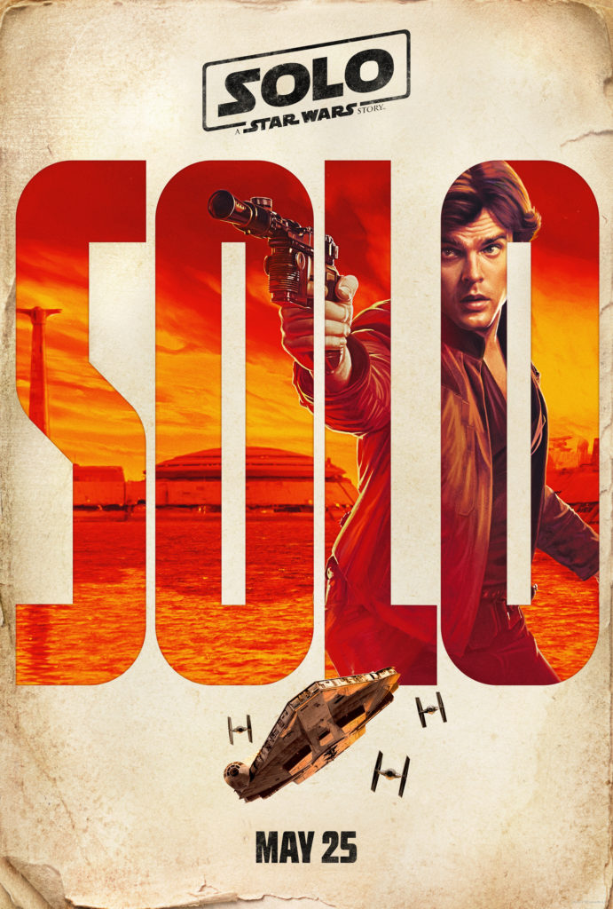 SOLO: A STAR WARS STORY Coloring Pages and Activity Sheets!