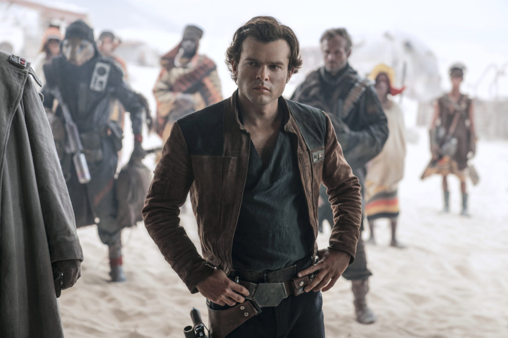 SOLO: A STAR WARS STORY Exclusive Interview with Director Ron Howard