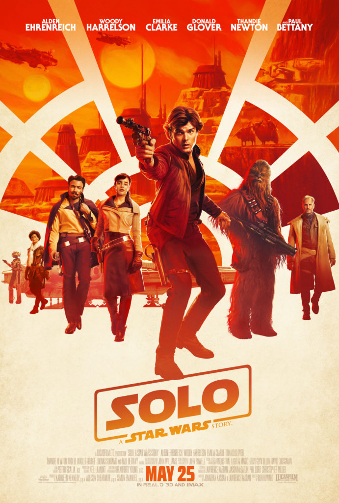 SOLO: A STAR WARS STORY Movie Review (No Spoilers!)