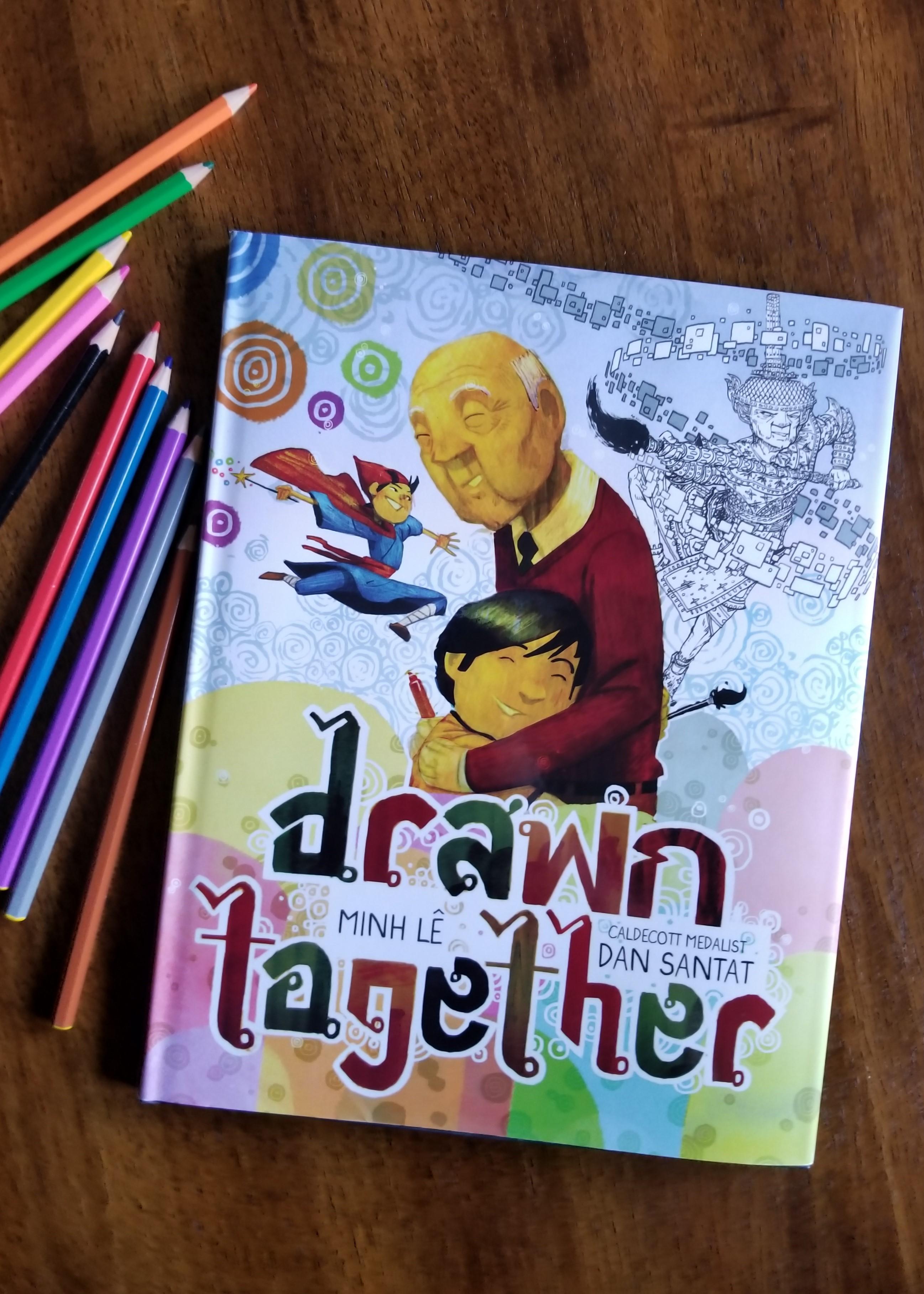 Drawn Together (Giveaway) Rural Mom