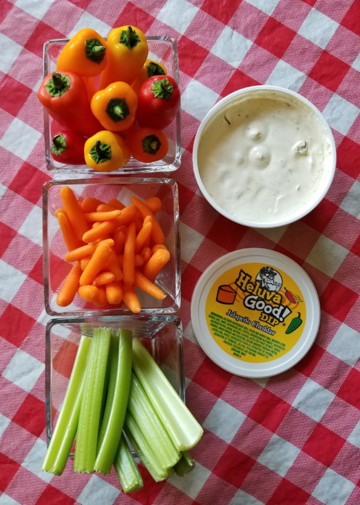 Heluva Good! Dip Ideas for Summer Entertaining