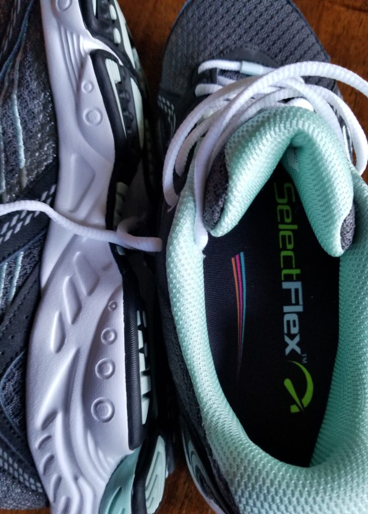 Stepping Up my Foot Comfort and Support with SelectFlex