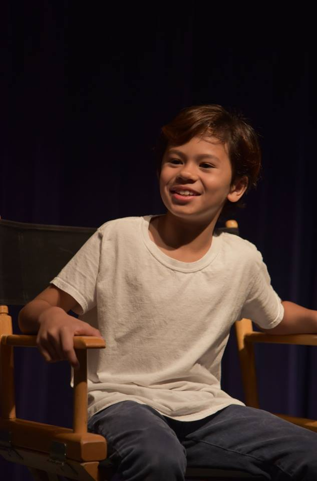 A WRINKLE IN TIME Exclusive Interview with Deric McCabe