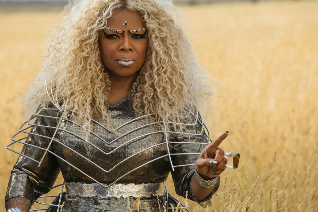 A WRINKLE IN TIME on Blu-ray Giveaway