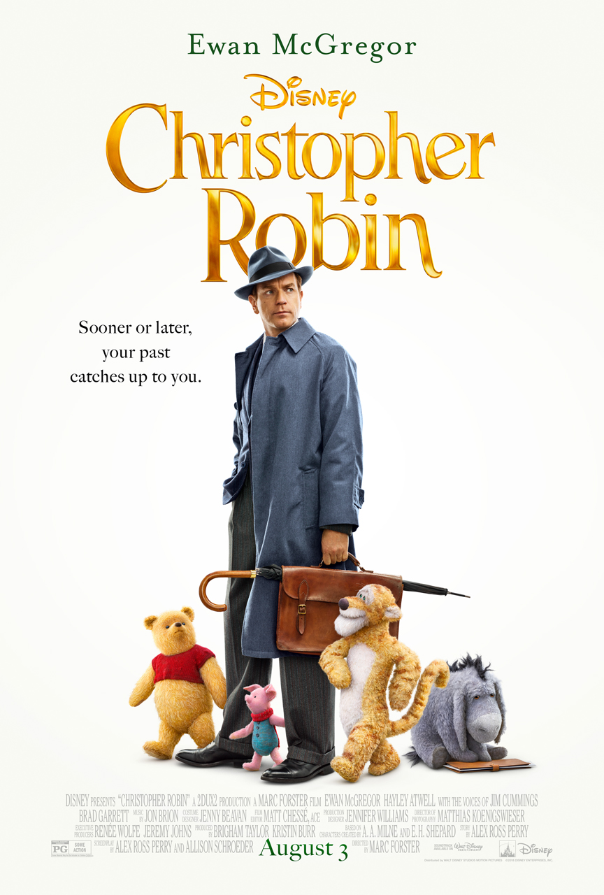 Coloring time with Pooh and friends! Free CHRISTOPER ROBIN Activity Sheets