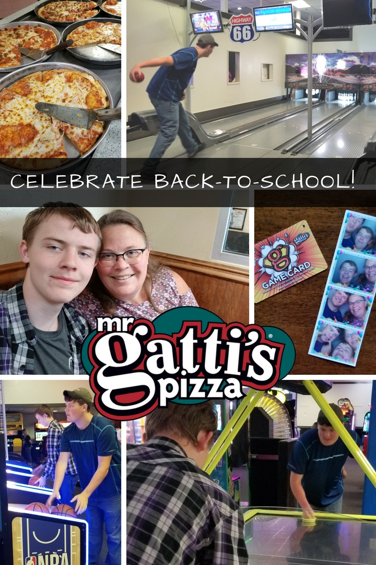 Celebrate Back-to-School with Mr. Gattis