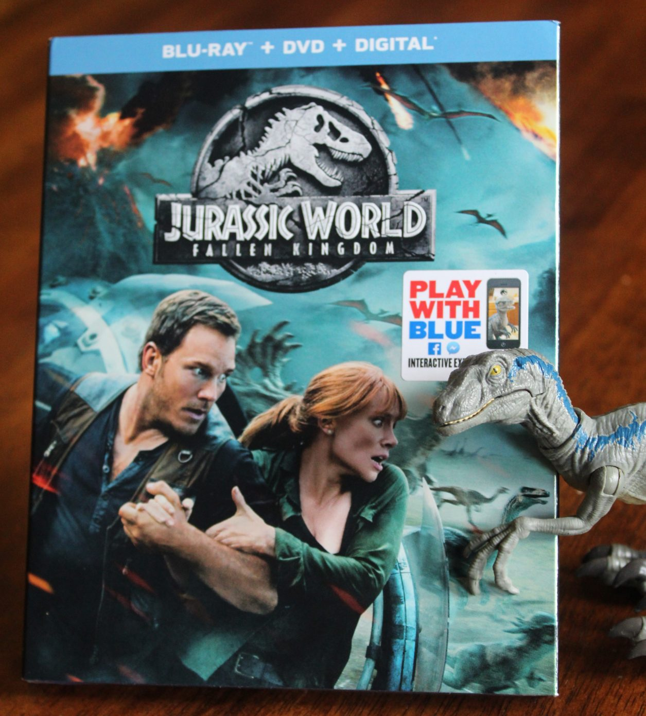 Dino-riffic Jurassic World: Fallen Kingdom Family Movie Night Rural Mom