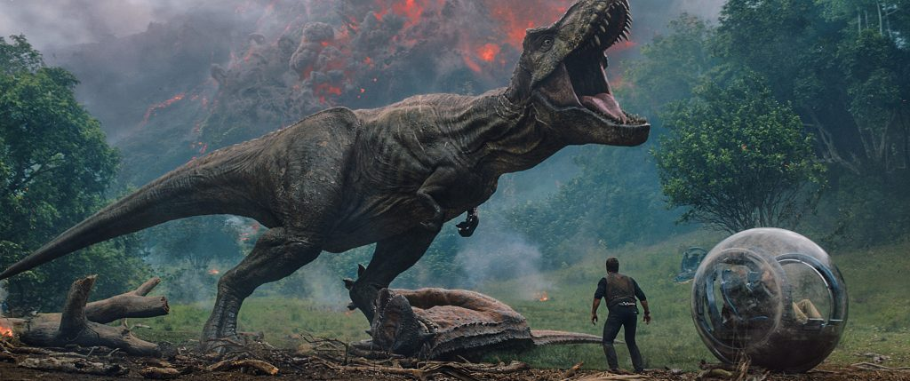 Jurassic World: Fallen Kingdom is now on digital! (Giveaway!)