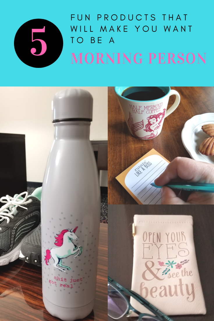 5 Fun Products That Will Make You Want to Be a Morning Person