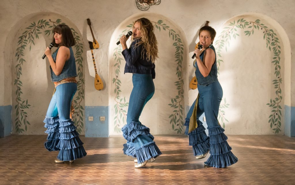 Family Movie Night Pick: MAMMA MIA! Here We Go Again