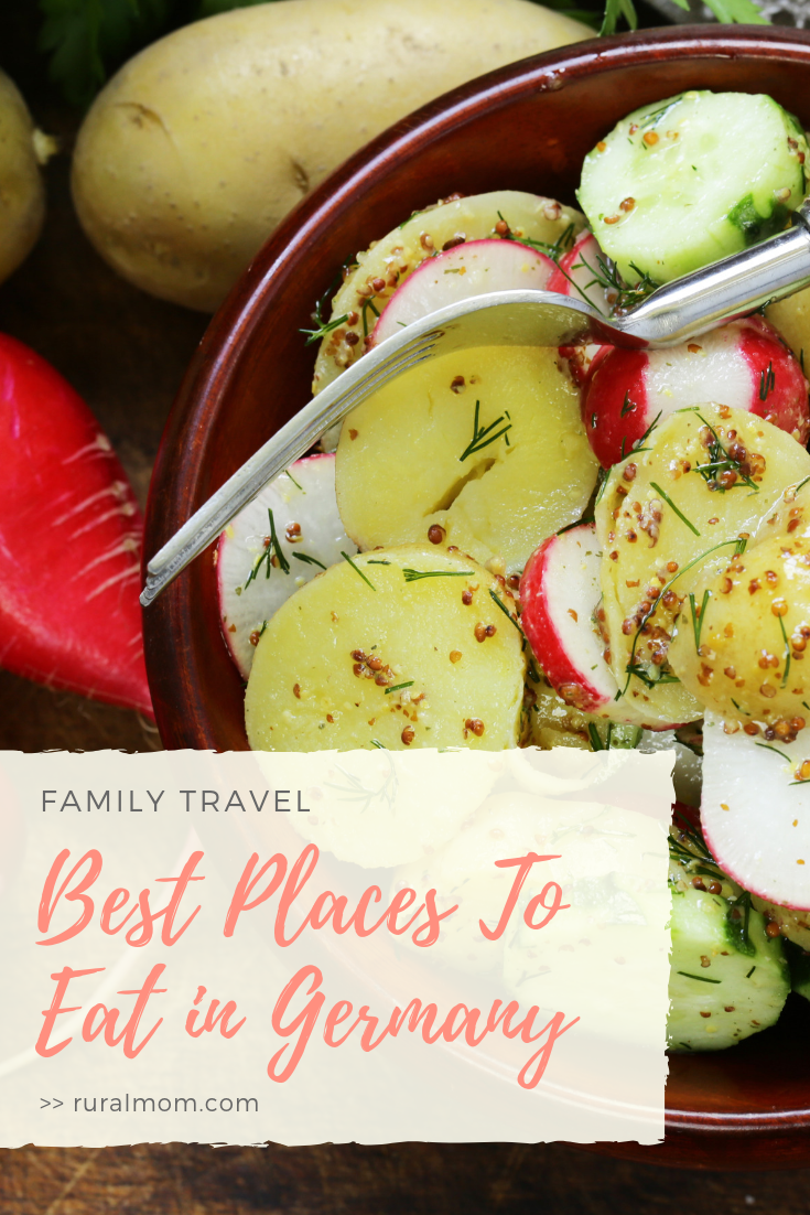 Best Places To Eat When You Are On a Family Vacation to Germany