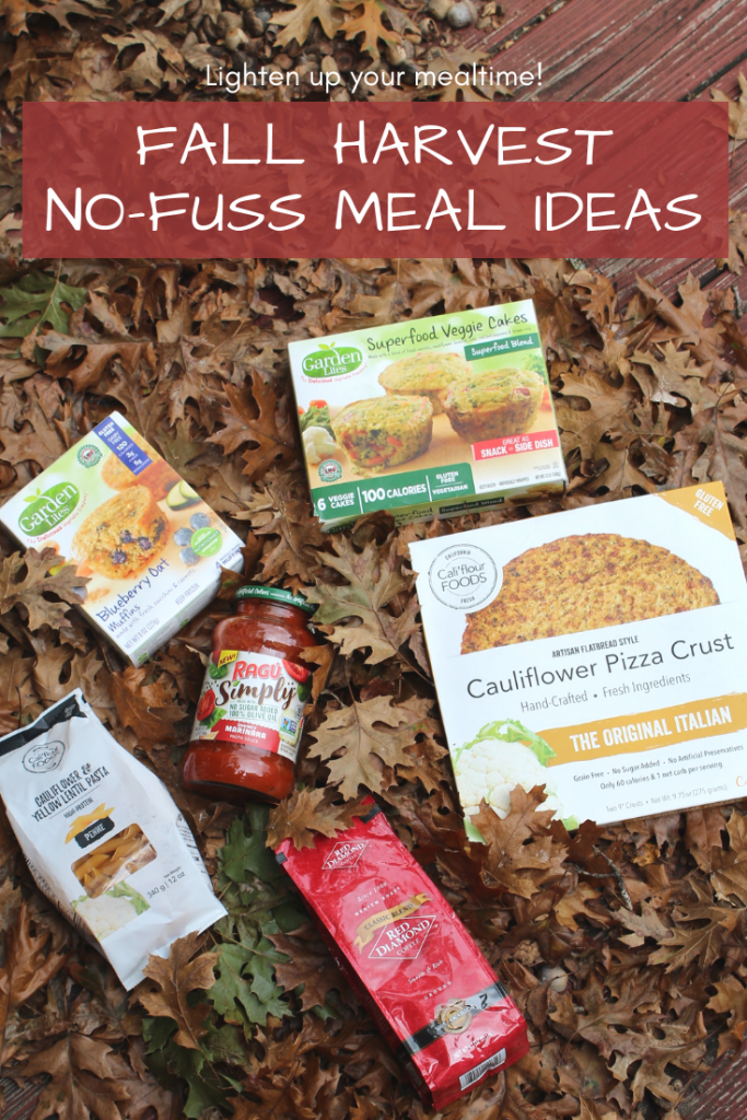 Fall Harvest No-Fuss Meal Ideas