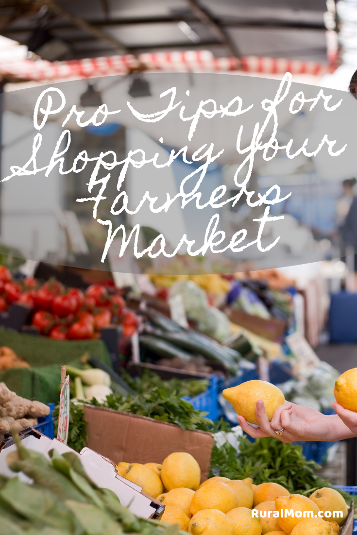 8 Pro Tips for Shopping Your Farmers Market