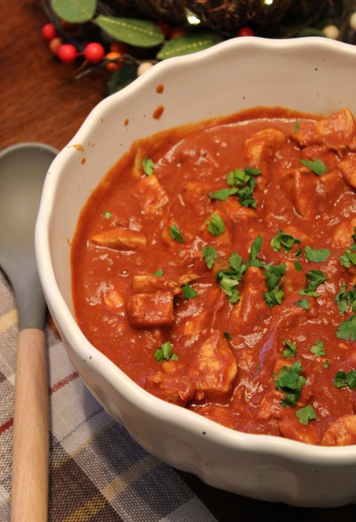 Quick and Easy Dairy-Free Chicken Tikka Masala