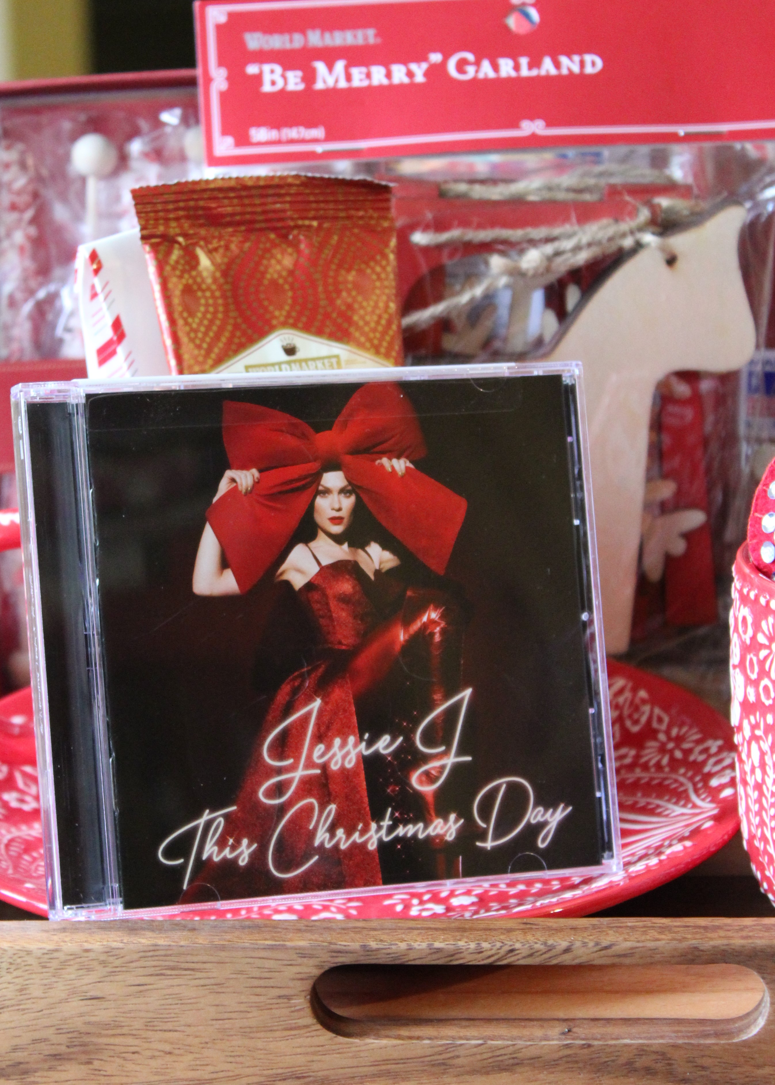Jessie J This Christmas Day.World Market Star Maker Song Contest Time For Christmas
