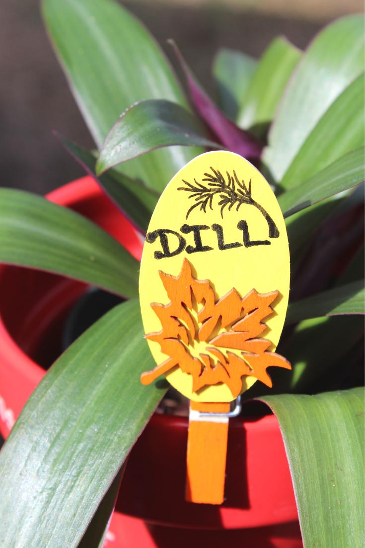 Cute Garden Ideas Clothespin Craft