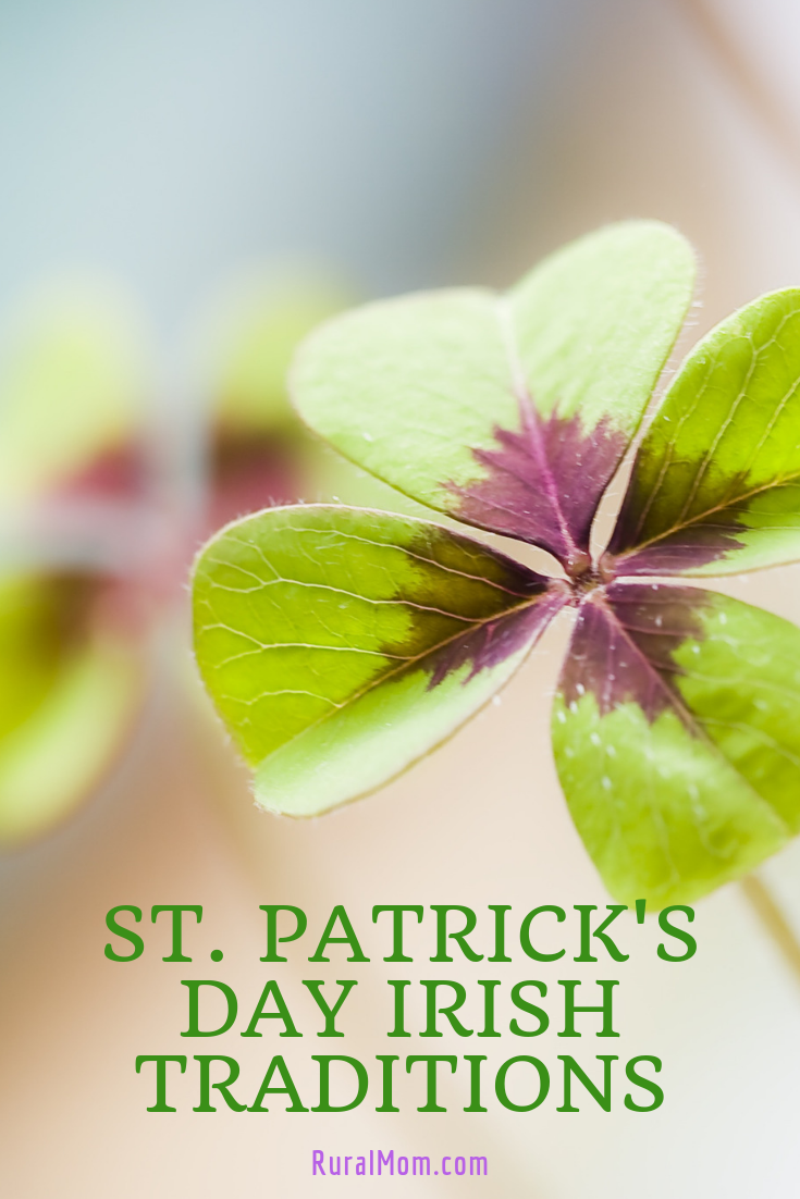 Irish Traditions attributed to Saint Patrick
