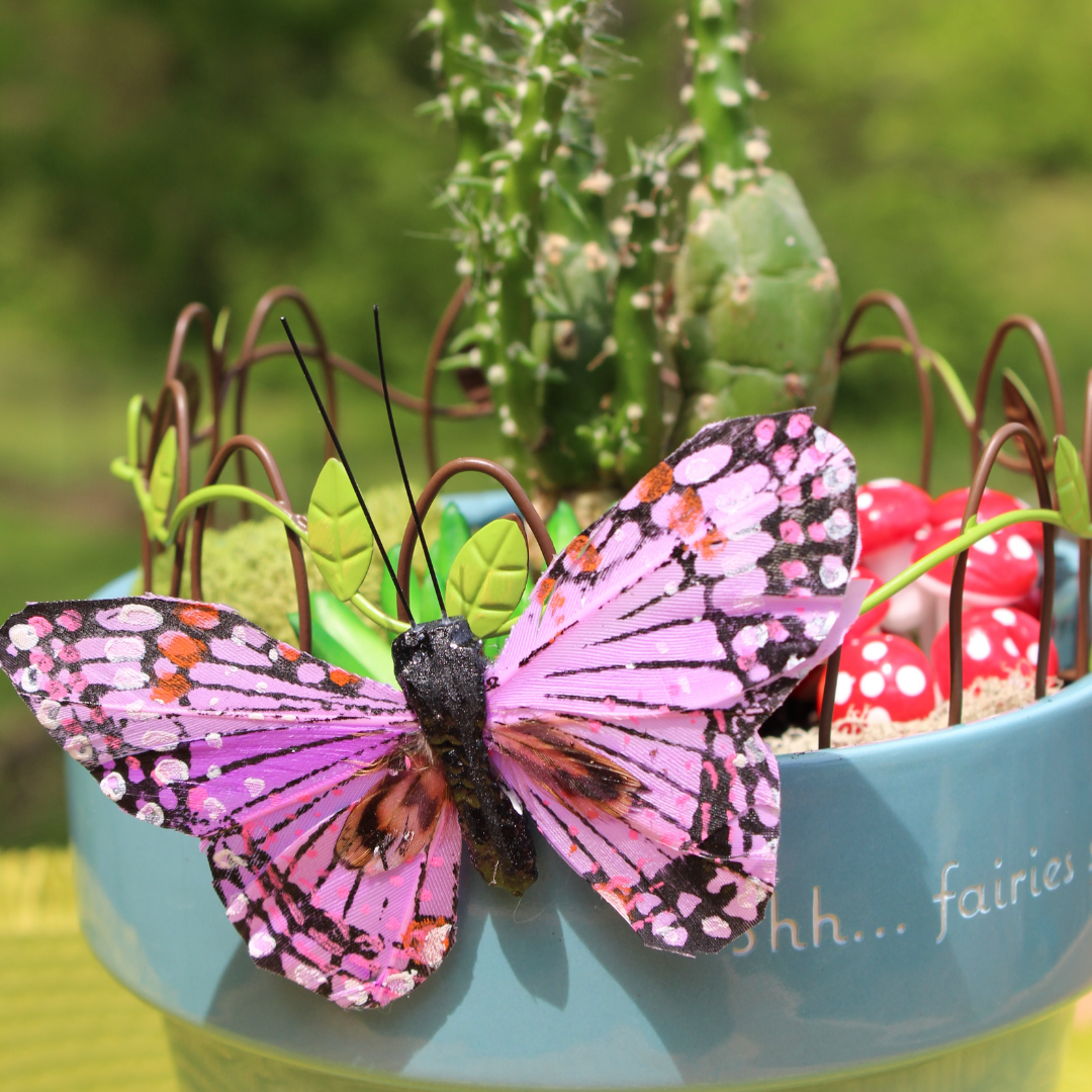 Diy Fairy Garden Flower Pots And Other Cute Garden Decor Ideas