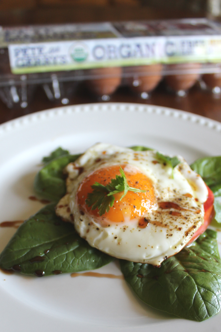 Celebrating National Egg Month with Farm Fresh Eggs, Italian Style