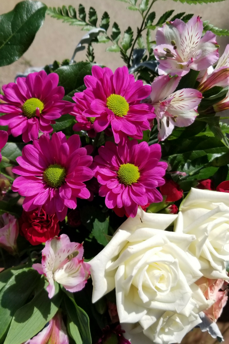 How do you decide which Mother's Day bouquet to gift?