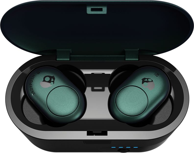 Skullcandy Push True Wireless Earbuds - Amazing Sound That Moves The Way You Do