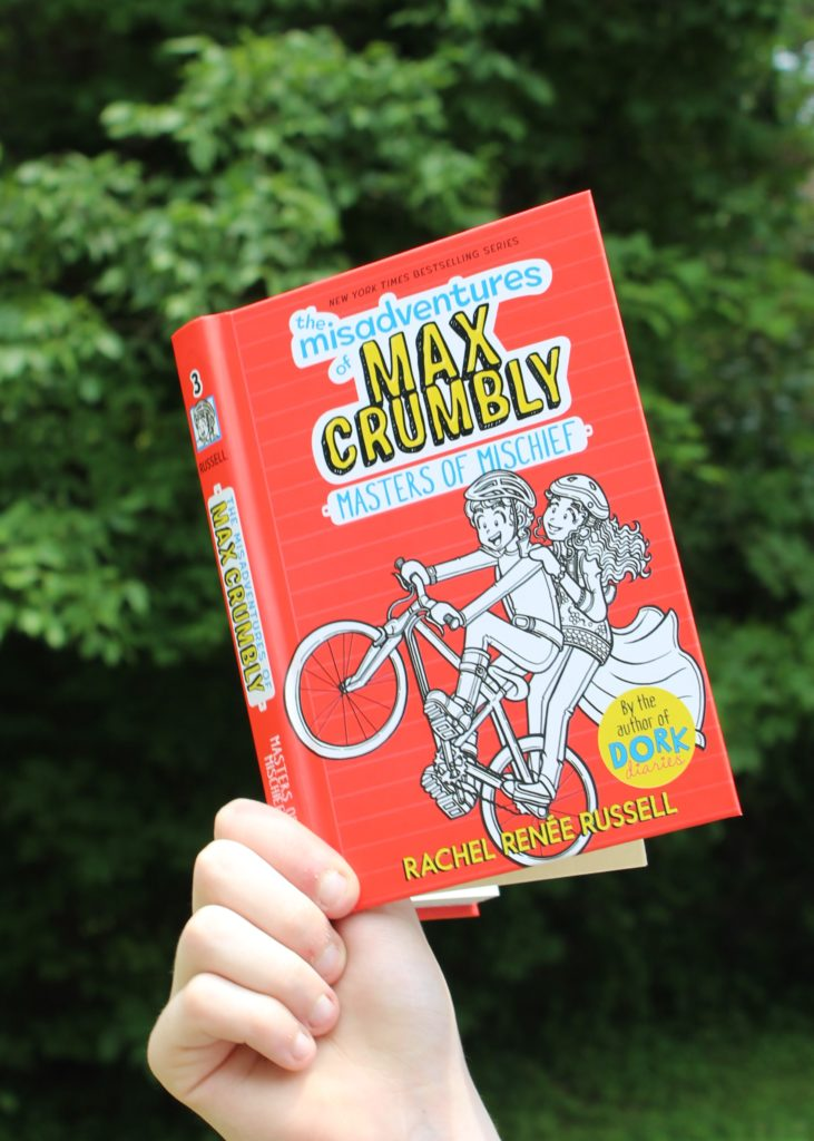 The Misadventures of Max Crumbly: Masters of Mischief